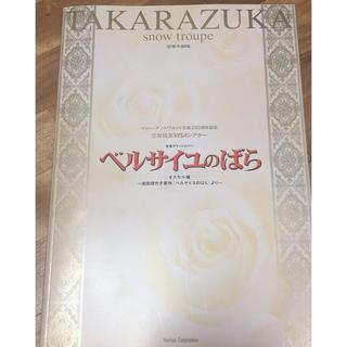 宝塚歌劇団ベルサイユのばらパンフレット 雪組公演(朝海ひかる)(その他)