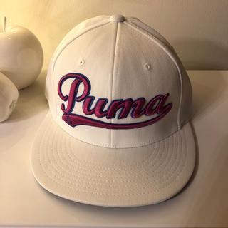 プーマ(PUMA)のプーマgolf キャップ(ゴルフ)