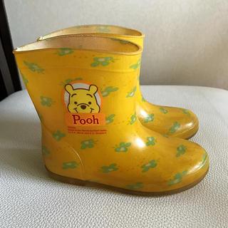 ディズニー(Disney)のレインブーツ 15㎝(長靴/レインシューズ)