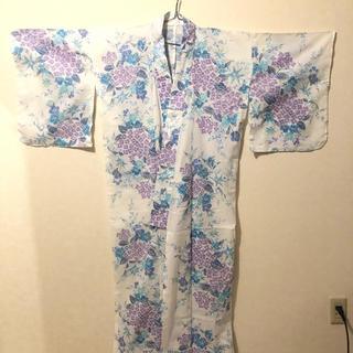 シマムラ(しまむら)の紫陽花 藤の花 浴衣(浴衣)