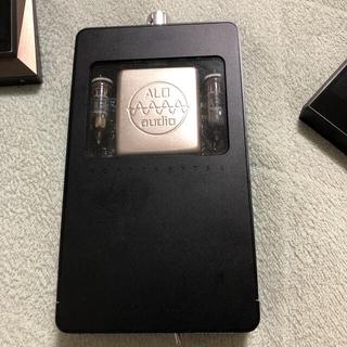 アイリバー(iriver)のALO audio Continental Dual Mono+ケーブル(その他)