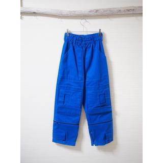 ラフシモンズ(RAF SIMONS)の【XANDER ZHOU】Spacesuit-pants(ワークパンツ/カーゴパンツ)