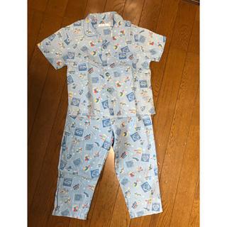 シマムラ(しまむら)の半袖長ズボンパジャマ(パジャマ)