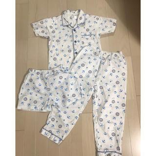 シマムラ(しまむら)の2wayパジャマ 半袖半ズボン、半袖長ズボン(パジャマ)