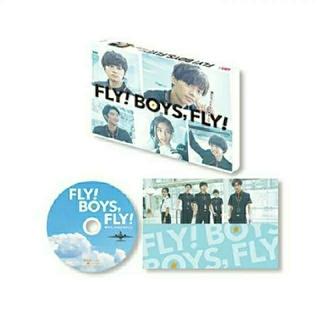 ジャニーズ(Johnny's)のFLY! BOYS  FLY!僕たち、CAはじめました【Blu-ray】(TVドラマ)