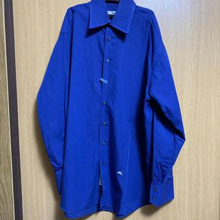 エトロ(ETRO)のETRO シャツ 青色(シャツ)