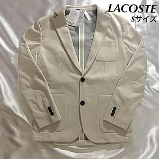 ラコステ(LACOSTE)の新品 LACOSTE ラコステ 鹿の子 テーラードジャケット(テーラードジャケット)
