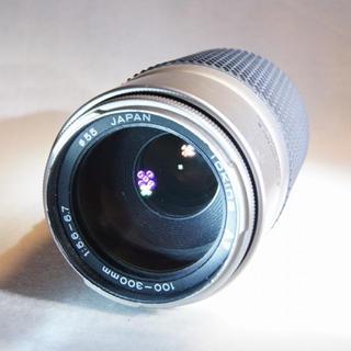ケンコー(Kenko)の【ソニー用】TOKINA AF 100-300mm F5.6-6.7Φ55mm(レンズ(ズーム))