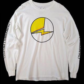 フラグメント(FRAGMENT)のサンダーボルトプロジェクト POKEMON fragment ロンT 新品 XL(Tシャツ/カットソー(七分/長袖))