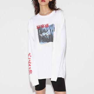 シュプリーム(Supreme)の寂寥感 Longsleeve T-shirt LEGENDA(Tシャツ/カットソー(半袖/袖なし))