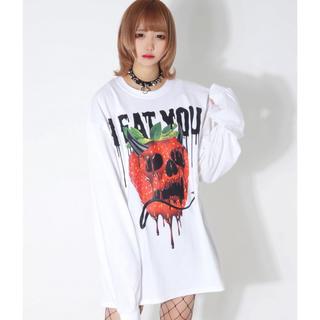 ミルクボーイ(MILKBOY)のTRAVAS TOKYO【トラヴァストーキョー】 イチゴLS(Tシャツ(長袖/七分))