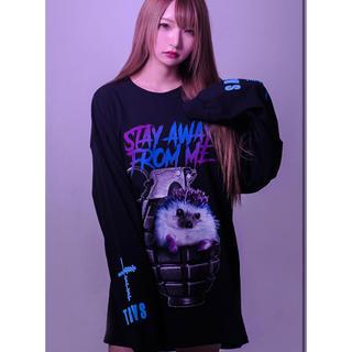 ミルクボーイ(MILKBOY)のTRAVAS TOKYO【トラヴァストーキョー】ARMED HEDGEHOG2(Tシャツ(長袖/七分))