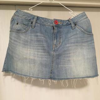 ジエンポリアム(THE EMPORIUM)のmica様専用♡デニムスカート(ミニスカート)
