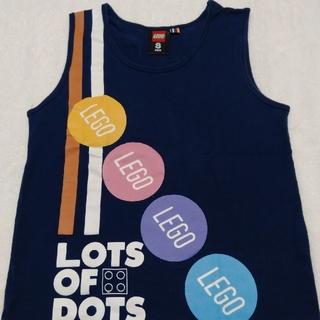 レゴ(Lego)のお値下げ!☆LEGOノースリーブ☆S レディース Tシャツ(Tシャツ(半袖/袖なし))
