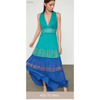ビーシービージーマックスアズリア(BCBGMAXAZRIA)の❤️BCBG 2020新作 ワンピース ドレス 新品(ロングドレス)