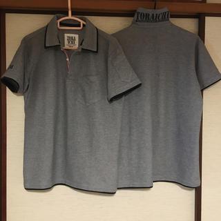 トライチ(寅壱)の寅壱ブランド★TORAICHI★ポロシャツ2枚で★男女兼用★(ポロシャツ)