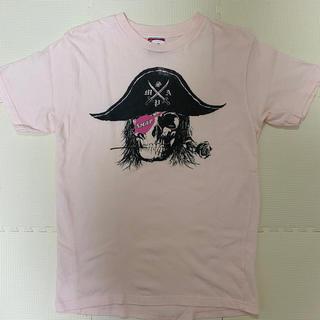 スマップ(SMAP)のSMAP コンサート Tシャツ レア品 ピンクMサイズ スマップ(アイドルグッズ)