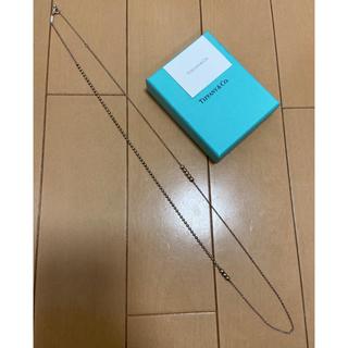 ティファニー(Tiffany & Co.)のTIFFANY ミックスビーズチェーン ネックレス(ネックレス)