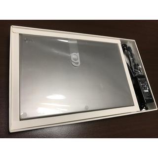 エルジーエレクトロニクス(LG Electronics)のLG  gram  グラム 13.3インチ(ノートPC)