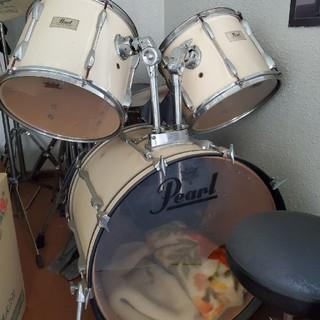 パール(pearl)のパール ドラム(セット)