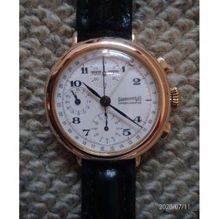 エベラール(EBERHARD)のエベラール トリプルカレンダークロノグラフ(腕時計(アナログ))