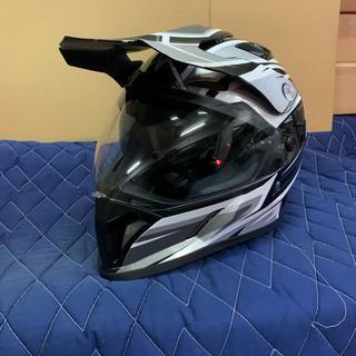 オフロードヘルメットXL(モトクロス用品)