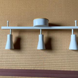 ムジルシリョウヒン(MUJI (無印良品))の無印良品 システムLEDライト(天井照明)