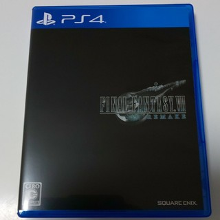 プレイステーション4(PlayStation4)のFF7リメイク(家庭用ゲームソフト)