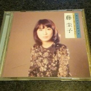 CD 藤圭子 スーパーヒット (演歌)