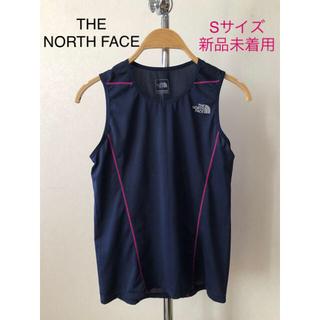 ザノースフェイス(THE NORTH FACE)の新品タグ付☆THE NORTH FACE ザノースフェイス ランニングシャツ(ウェア)