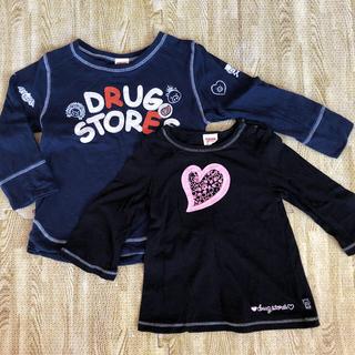 ドラッグストアーズ(drug store's)のドラッグストアーズ  長袖Tシャツ (Tシャツ/カットソー)