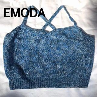 エモダ(EMODA)のEMODA ビスチェ(ベアトップ/チューブトップ)