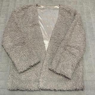 ウィゴー(WEGO)のコート(毛皮/ファーコート)
