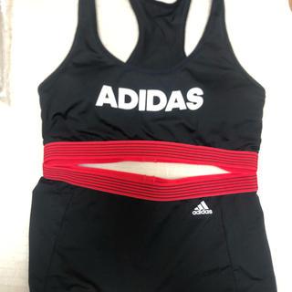 アディダス(adidas)のスポーツブラセットadidas&PUMA Lサイズ(ブラ&ショーツセット)