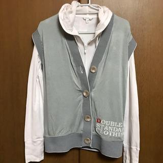 ダブルスタンダードクロージング(DOUBLE STANDARD CLOTHING)のダブルスタンダードベスト(ベスト/ジレ)
