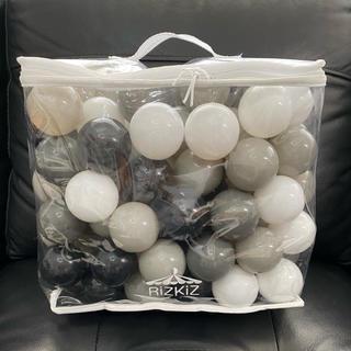 ボールプール ボール 100個 モノトーン(ボール)