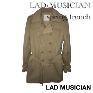 ラッドミュージシャン(LAD MUSICIAN)の〈LAD MUSICIAN〉スプリングトレンチ(トレンチコート)