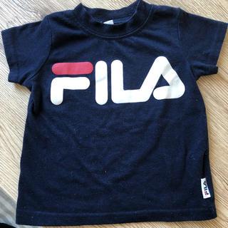 フィラ(FILA)のFILAロゴTシャツ(Tシャツ)