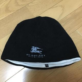 バーバリー(BURBERRY)のBurberryニット帽(ニット帽/ビーニー)
