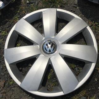 フォルクスワーゲン(Volkswagen)のフォルクスワーゲン 16インチ ホイールキャップ 1枚(ホイール)