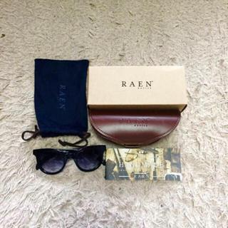 ロンハーマン(Ron Herman)の【RAEN 】optics  【THE ARKIN】(サングラス/メガネ)