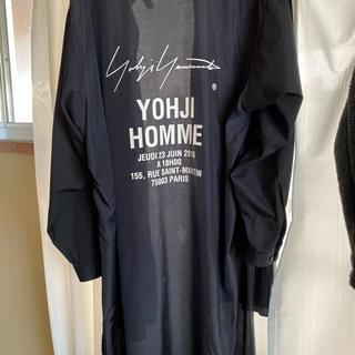 ヨウジヤマモト(Yohji Yamamoto)のスタッフシャツ(ジャケット/上着)