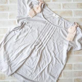 クチュールブローチ(Couture Brooch)のクチュールブローチ カットソー 36号 S(カットソー(半袖/袖なし))