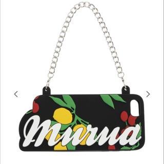 ムルーア(MURUA)のMURUA モバイルケース/カバー(モバイルケース/カバー)