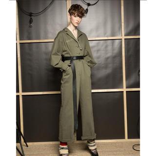 BEAUTY&YOUTH UNITED ARROWS - styling オールインワン ミリタリー Kei shirahata