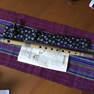 スズキ(スズキ)の篠笛 スズキ楽器(横笛)