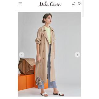 Mila Owen - MilaOwen トレンチコート