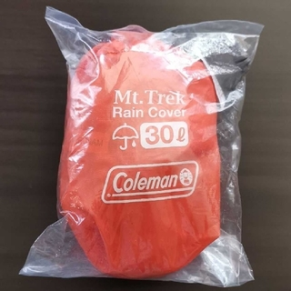 コールマン(Coleman)のコールマン バックパック用 レインカバー 30l(登山用品)