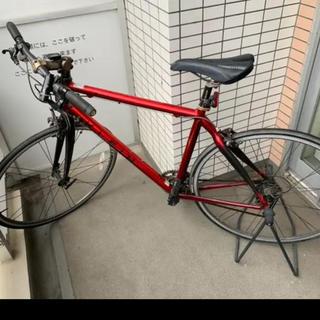 カルマ(KARMA)のkarma klein ロードバイク クロスバイク レッド クライン(自転車本体)