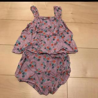 キャラメルベビー&チャイルド(Caramel baby&child )のcaramel セットアップ 18m(Tシャツ)